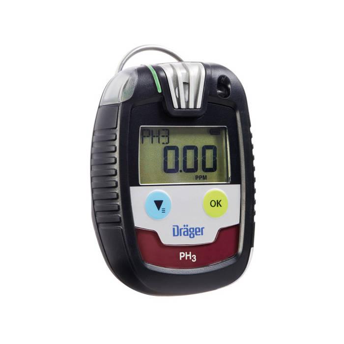 DRAEGER 8326355 GAS DETECTORS (PORTABLE) PHOSPHINE