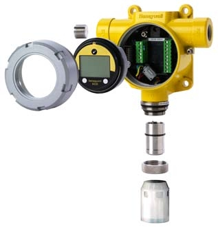 Honeywell Spxcdulnrx Lel Infrared Gas Detectors Buy Online